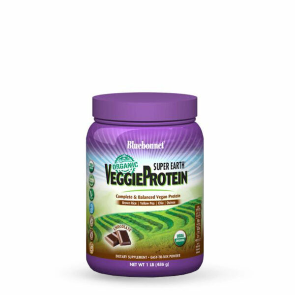 Proteina Vegana Sabor Chocolate
