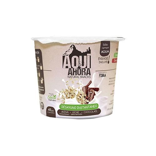 Avena Instantanea Chocolate