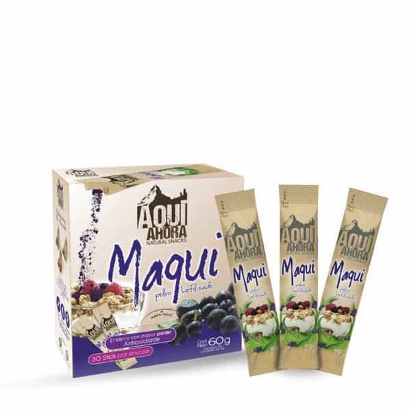 Caja de Maqui