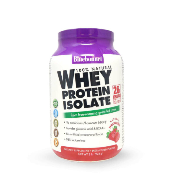 Whey Protein Isolada Frutilla