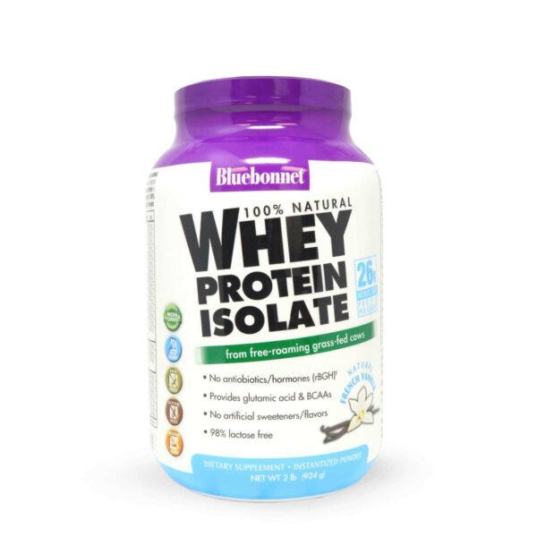Whey Protein Isolada Vainilla