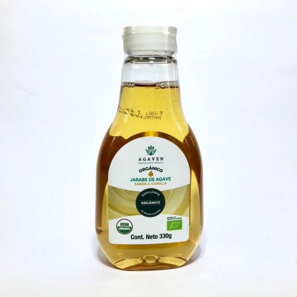 Jarabe de Ágave Orgánico Vainilla