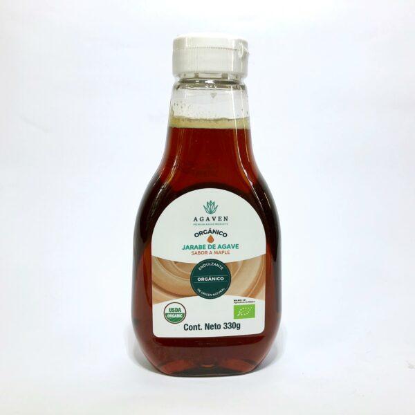 Jarabe de Ágave Orgánico Maple