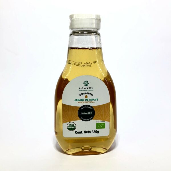 Jarabe de Ágave Orgánico