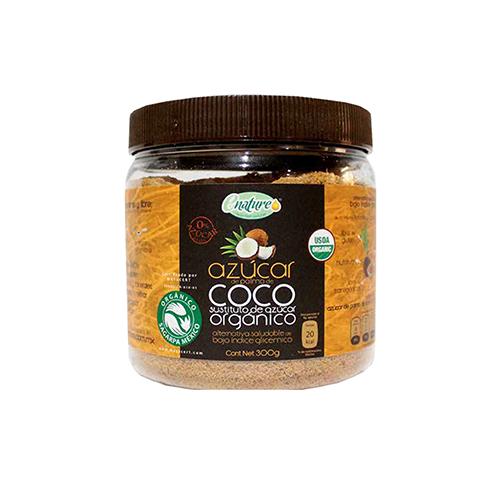 Azucar de Palma de Coco Orgánico
