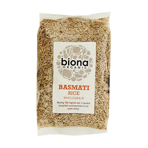 arroz basmati integral