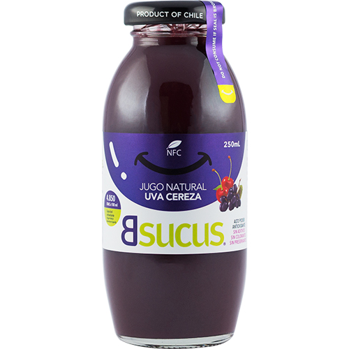 Jugo Natural de Uva - Cereza