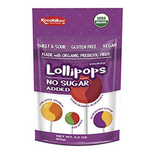 Bolsa de Lollipops Surtidos