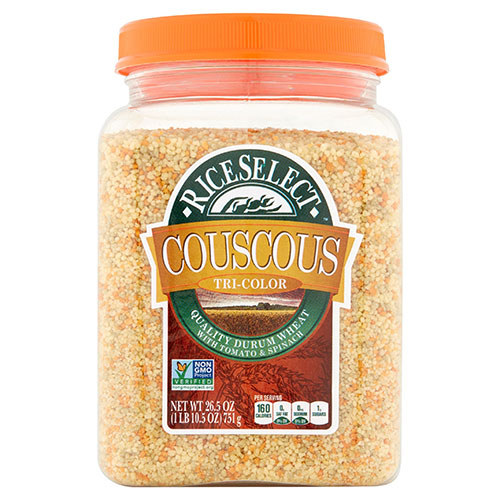 Cous Cous Tricolor RiceSelect 751 grs