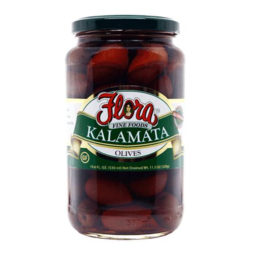 Aceitunas Kalamata Flora 580 ml