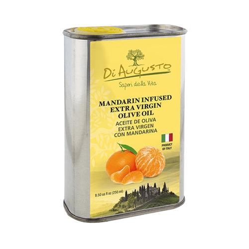 Aceite de Oliva Extra Virgen Infusionado con Mandarina DiAugusto