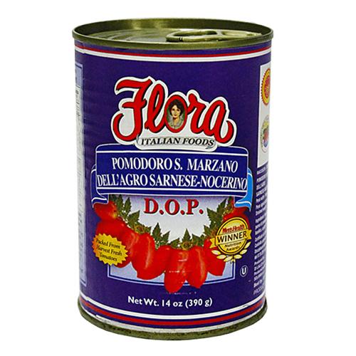 Tomates San Manzano Flora 390 grs